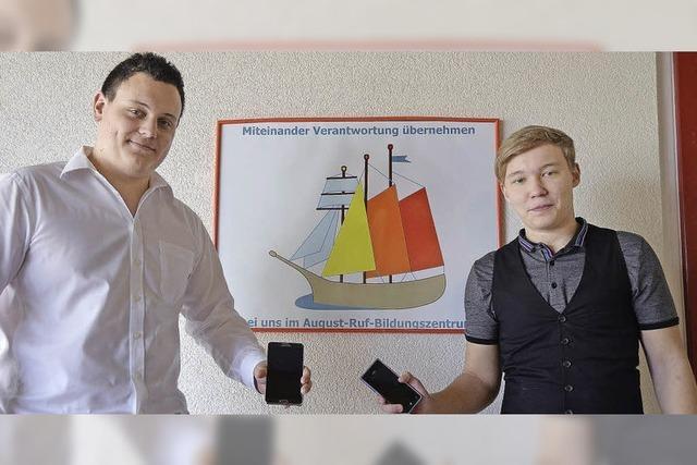 BiZ-Schüler drehen Film in Berlin