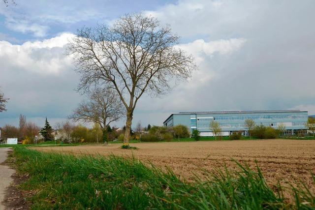 Grünes Licht für Flüchtlingswohnheim in der Nähe des Bad Krozinger Schulzentrums