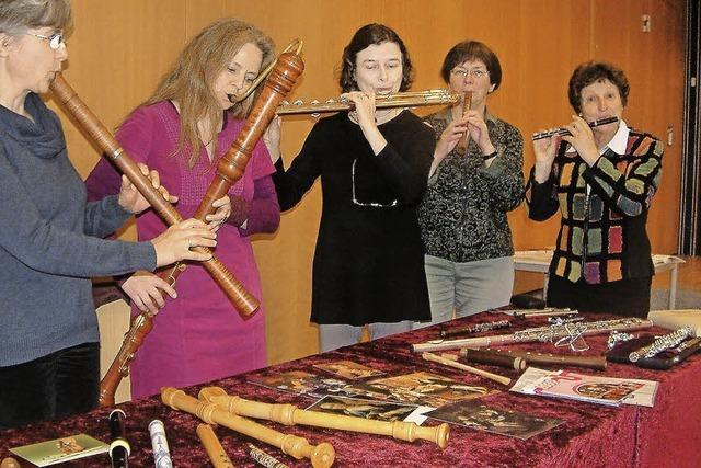 Vom Zauber des Flötenspiels