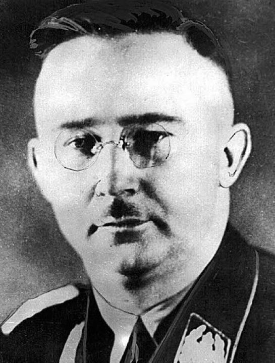 Heinrich Himmler   | Foto: dpa