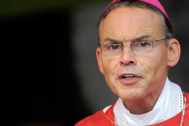 Der Limburger Bischof Tebartz-van Elst ist zurückgetreten