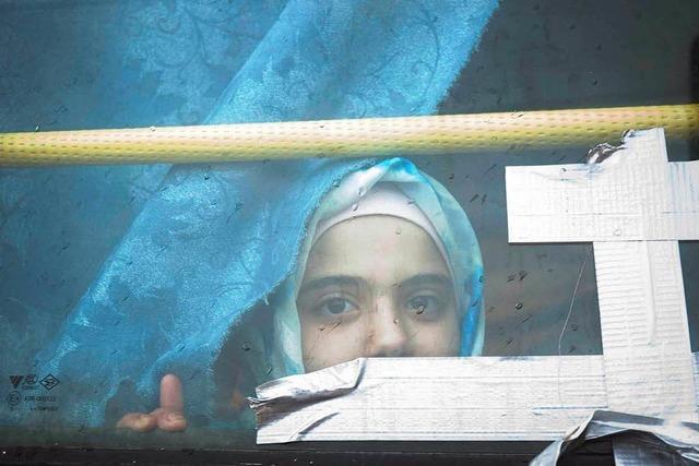 Ein Jahr auf der Flucht: 47 Syrer bitten am Bahnsteig in Kehl um Asyl