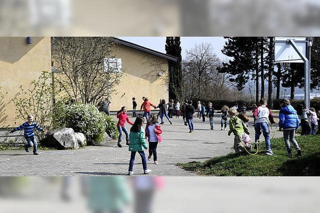 Sanierung des Schulhofs vertagt