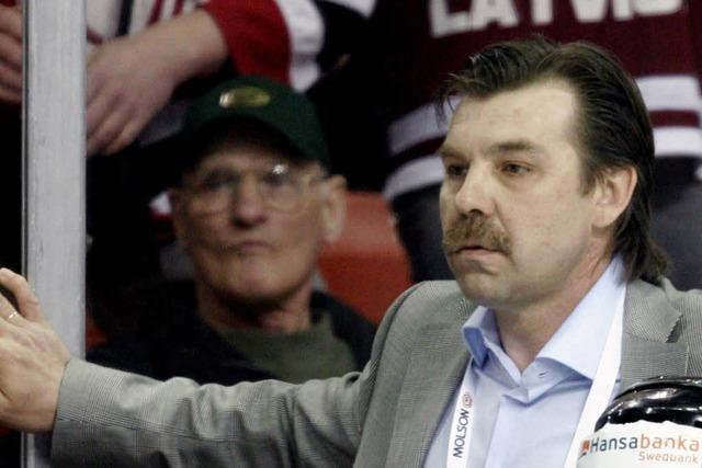 Freiburger Eishockey-Legende wird russischer Nationalcoach