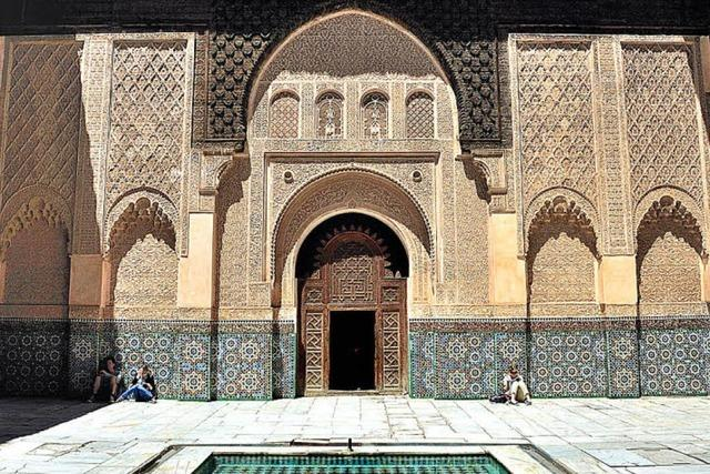 Marokko: Dia-Show im Bürgerhaus am Seepark