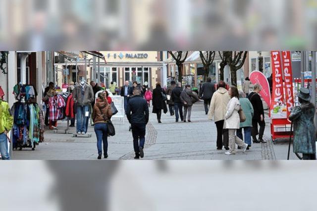 Stadtplaner mahnt: Auch die Steinstraße muss aufgewertet werden
