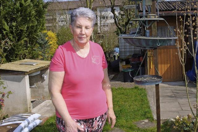 Gartenbesitzer im Rad fühlen sich vom Investor überrumpelt