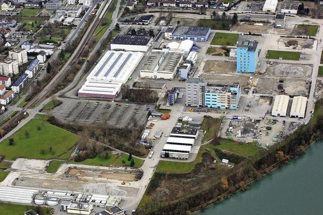 BASF klagt gegen Veränderungssperre