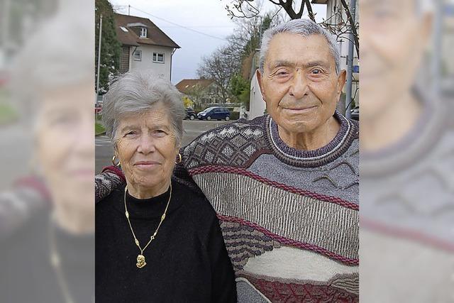 Famile Lo Forte seit 60 Jahren in Denzlingen