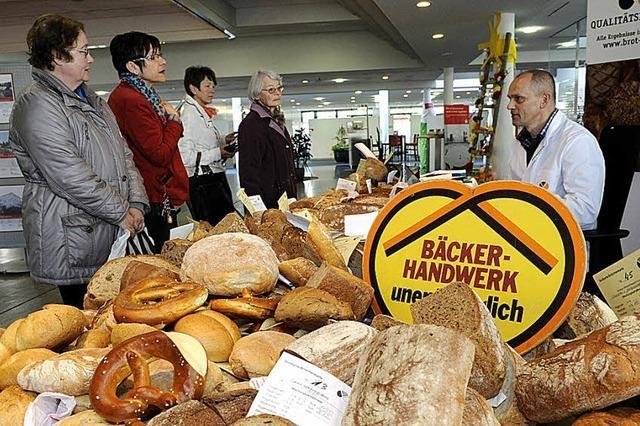 Das Bäckerhandwerk zeigt, was es kann