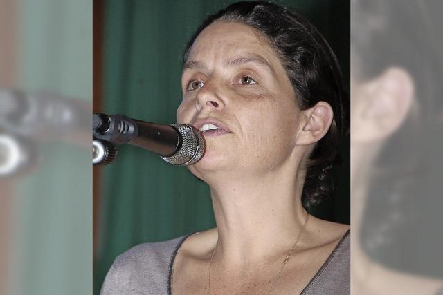Pauline Martin bleibt Bürgermeisterin