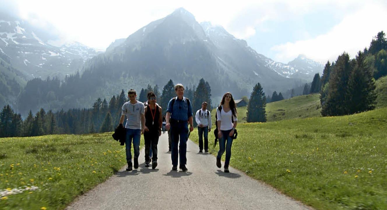 "Das Neuland Schweiz –  Christian...a Thommens Film ""Neuland""   | Foto: Filmstiil: Filmcoopi"