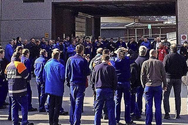 Gewerkschaft droht mit Warnstreik
