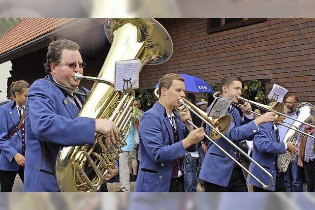 Musikverein Utzenfeld startet ins 101. Vereinsjahr
