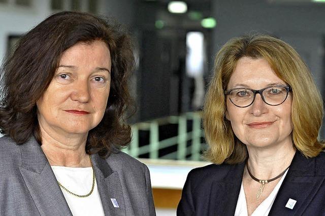 Neue Prorektorinnen
