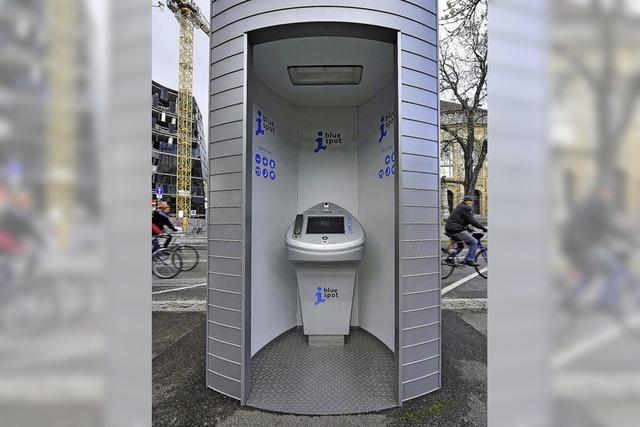 Werben und mobil funken