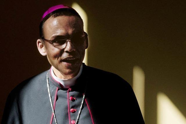 Der umstrittene Bischof Tebartz-van Elst tritt zurück