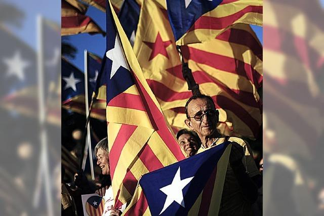 Katalonien ist kein Souverän
