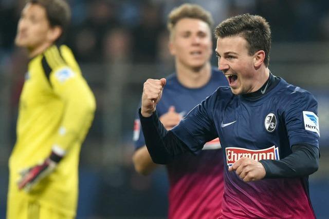 Punktgewinn: Hamburg und Freiburg trennen sich 1:1