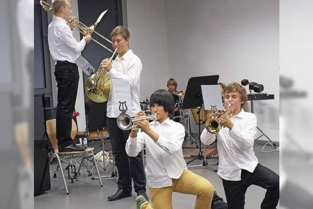 Wettbewerb: Jugend musiziert