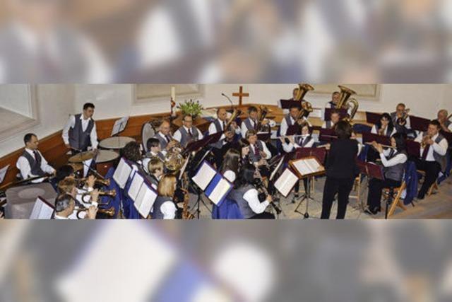 Musiker wissen die Akustik der Kirche zu schätzen