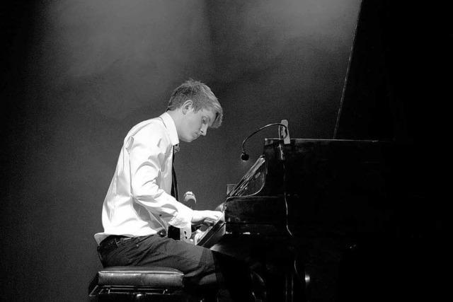 Pianist aus dem Schwarzwald hat sich dem Musikstil New Age verschrieben