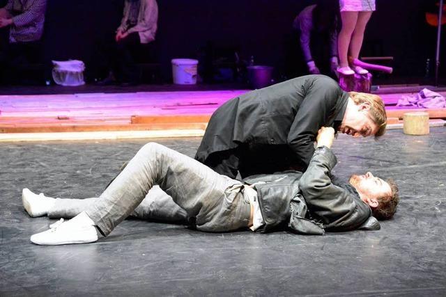 Das Statt-Theater inszeniert Dostojewskijs