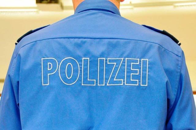 Mehr Gewalt gegen Basler Polizisten