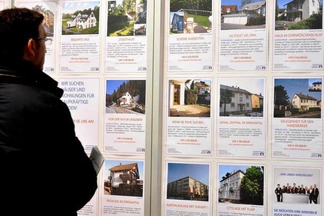 Freiburgs Immobilienmarkt: So wenig Bauplätze wie noch nie