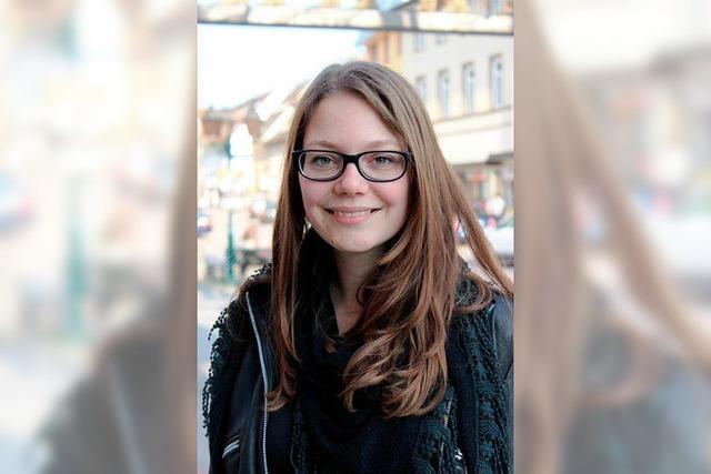 Noch 17-jährige Fahrnauerin kandidiert für den Gemeinderat