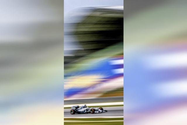 Formel-1-Rennen in Malysia steht unter dem Eindruck der Flugkatastrophe