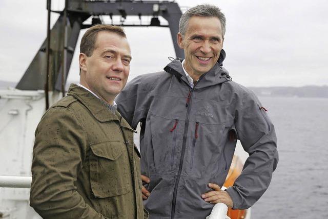 Stoltenberg wird Nato-Chef