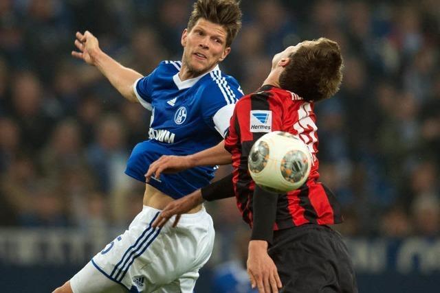 Schalke gewinnt gegen Hertha BSC - und setzt Dortmund unter Druck