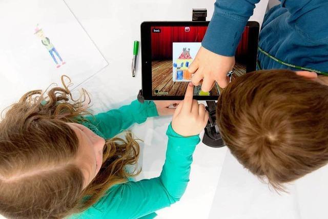 Das digitale Klassenzimmer ist noch Zukunftsmusik