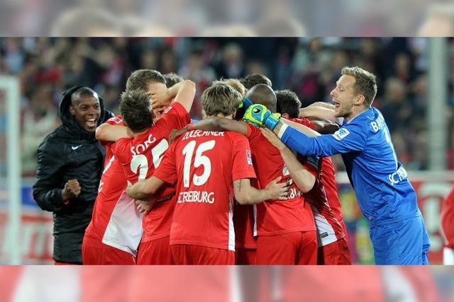 Freiburg schlägt Nürnberg 3:2 - Verbeek sauer auf Streich