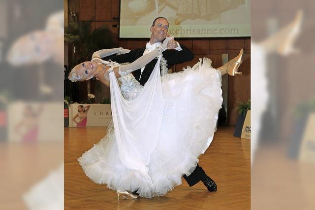 Tanzgala zum 50. Geburtstag