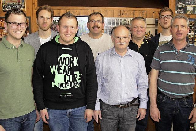 Brass Band Bötzingen hat eine neue Vereinsspitze