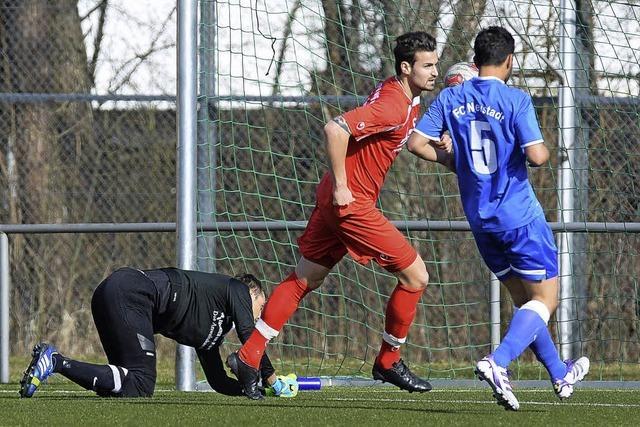 Die zwei Gesichter des FC Neustadt