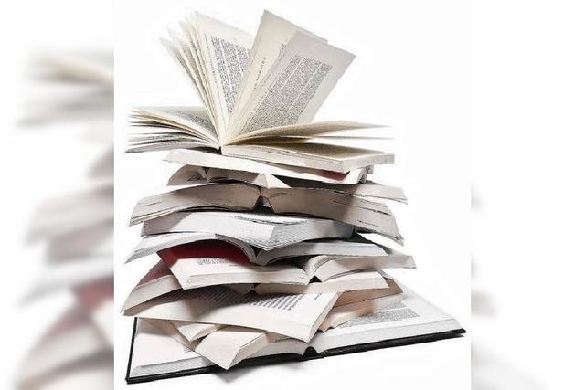 Brav sein, dann gibt's Bücher