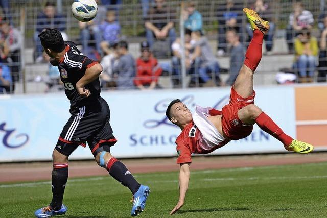 SC-A-Junioren stehen im Pokalfinale