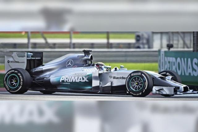 Mercedes-Duo dominiert in Malaysia