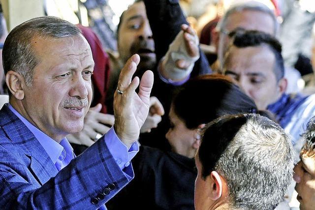 Erdogan ist nicht abgestraft worden