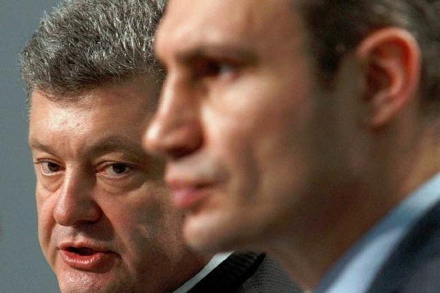 Wahlen: Unternehmer Poroschenko führt Umfragen