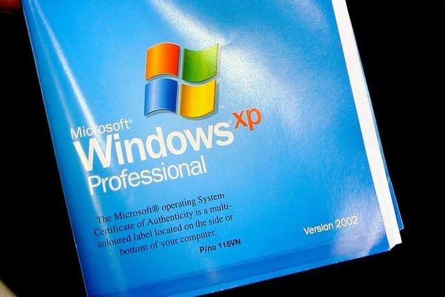 Windows XP - was man nun beachten muss