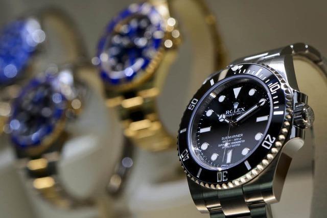 Dreister Diebstahl: Mann will helfen – und verliert 150.000- Euro-Uhren