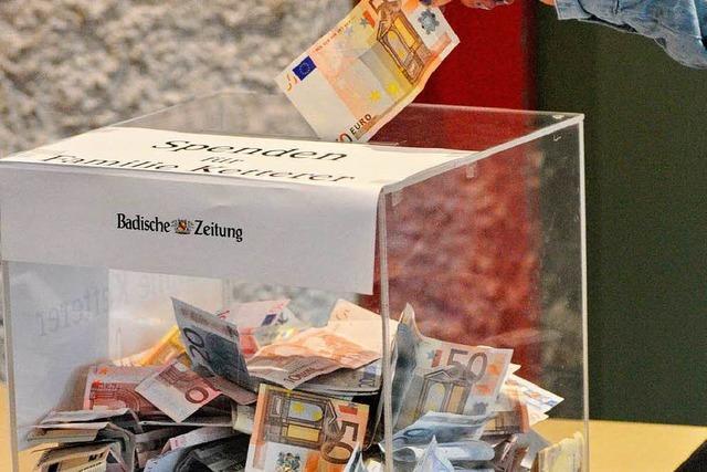 Schneemobil-Unfall: Menschen spenden fast 10.000 Euro für Familie