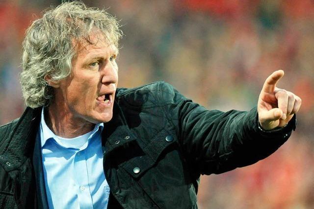 DFB ermittelt gegen Verbeek – Rückendeckung für Streich