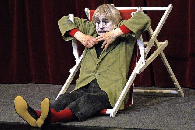 Clown Dimitri: Schweizer Clown mit großem Herz