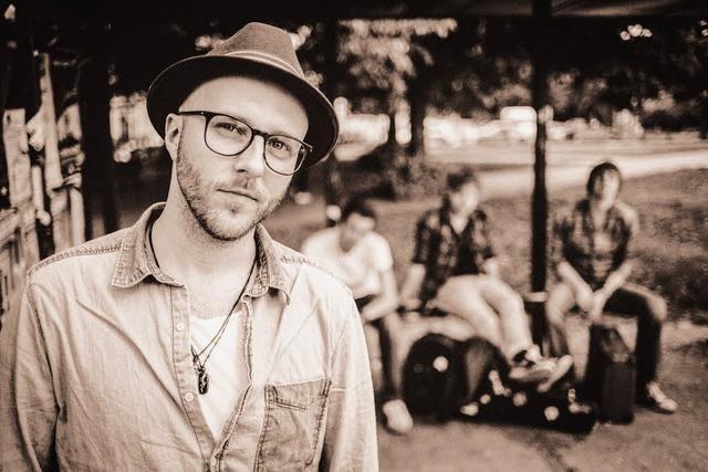 Deutschlands lautester Singer/Songwriter Lino Modica ist in Emmendingen