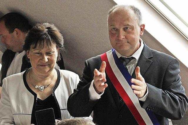 Claude Brender ist neuer Bürgermeister